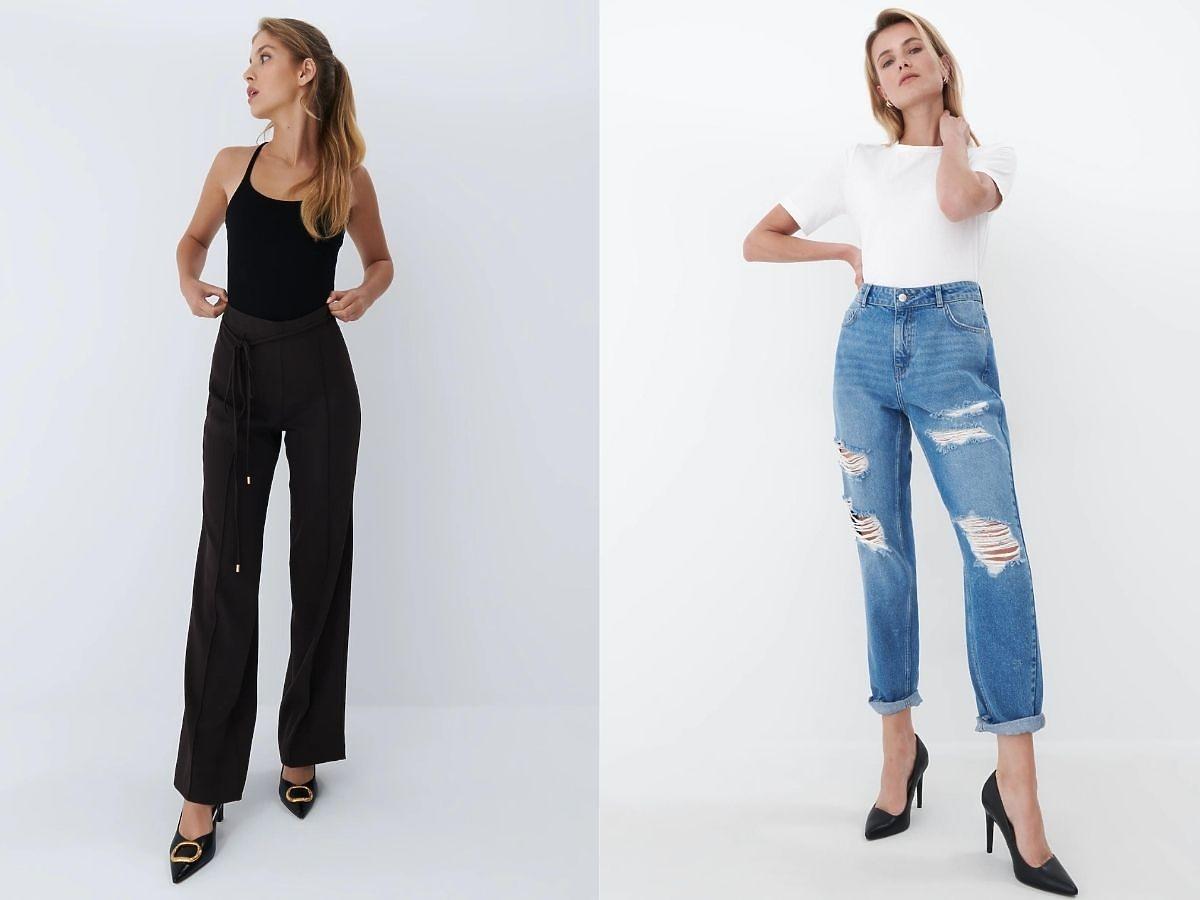 2.jpgWyprzedaż Mohito do 60%: spodnie do pracy i jeansy