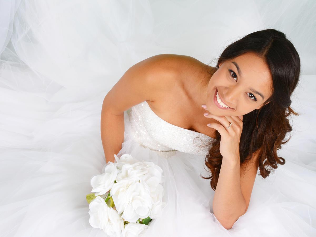 6 fryzur na ślub i wesele