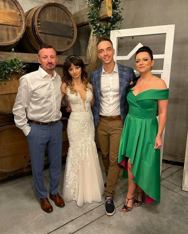 Adam Małysz pokazał zdjęcia z wesela córki
