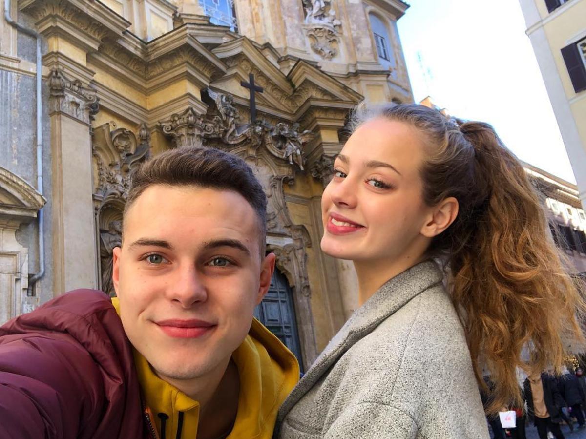 Adam Zdrójkowski i Wiktoria Gąsiewska mają kryzys?! Wymowne zdjęcie aktora wiele wyjaśnia
