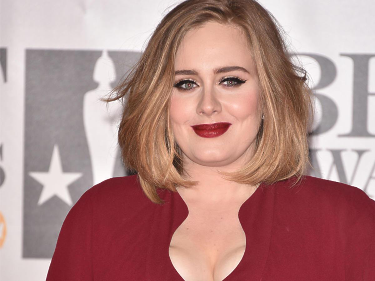 Adele chuda Kinga Rusin