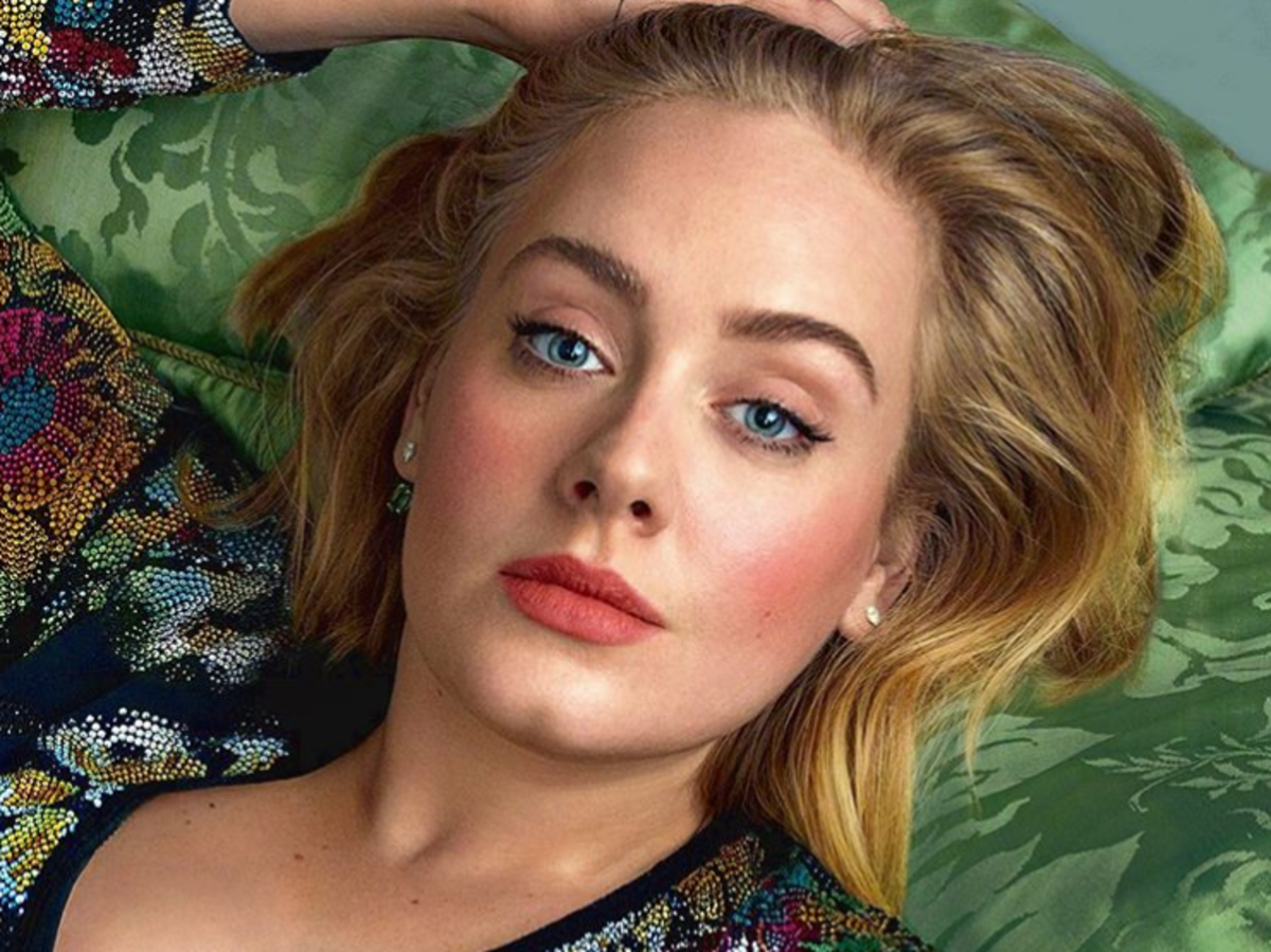 Adele wcale nie jest taka szczupła? To nagranie pokazuje prawdę o jej figurze