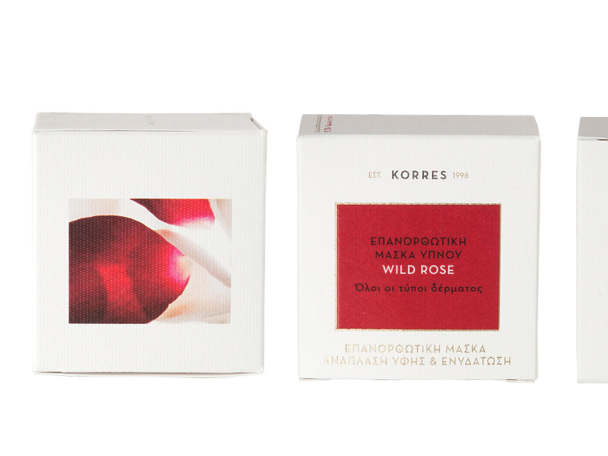 Advanced Repair Sleeping Facial Wild Rose Korres