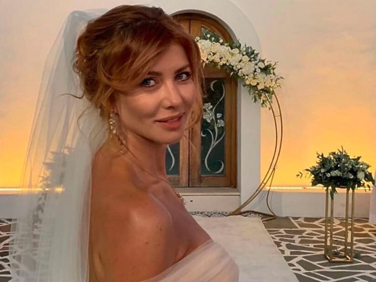 Agata Załęcka wzięła ślub