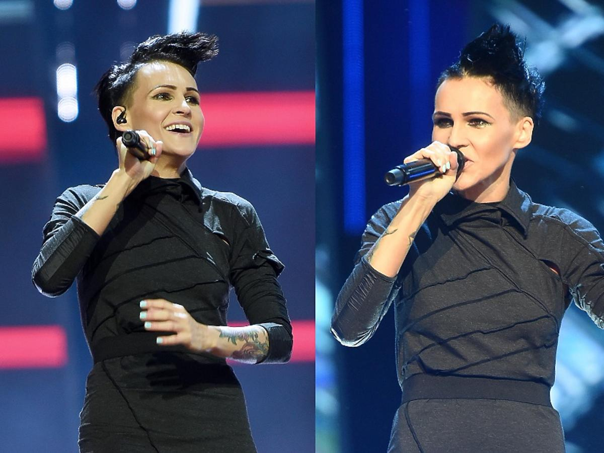 Agnieszka Chylińska na Polsat SuperHIT Festiwal