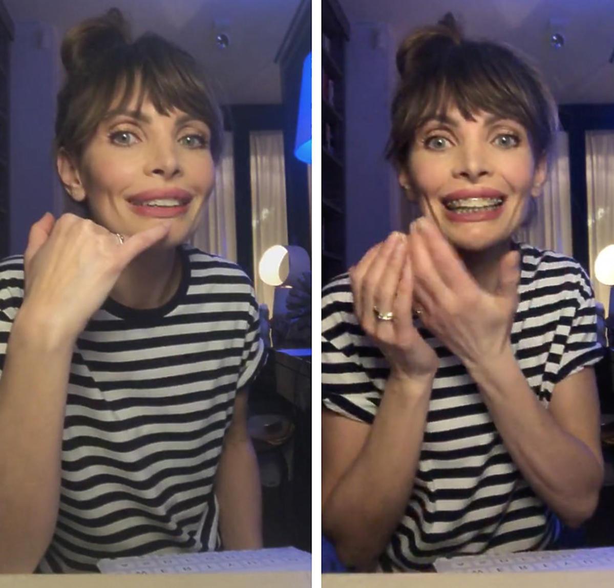 Agnieszka Dygant na Instagramie opowiedziała o swoich ustach