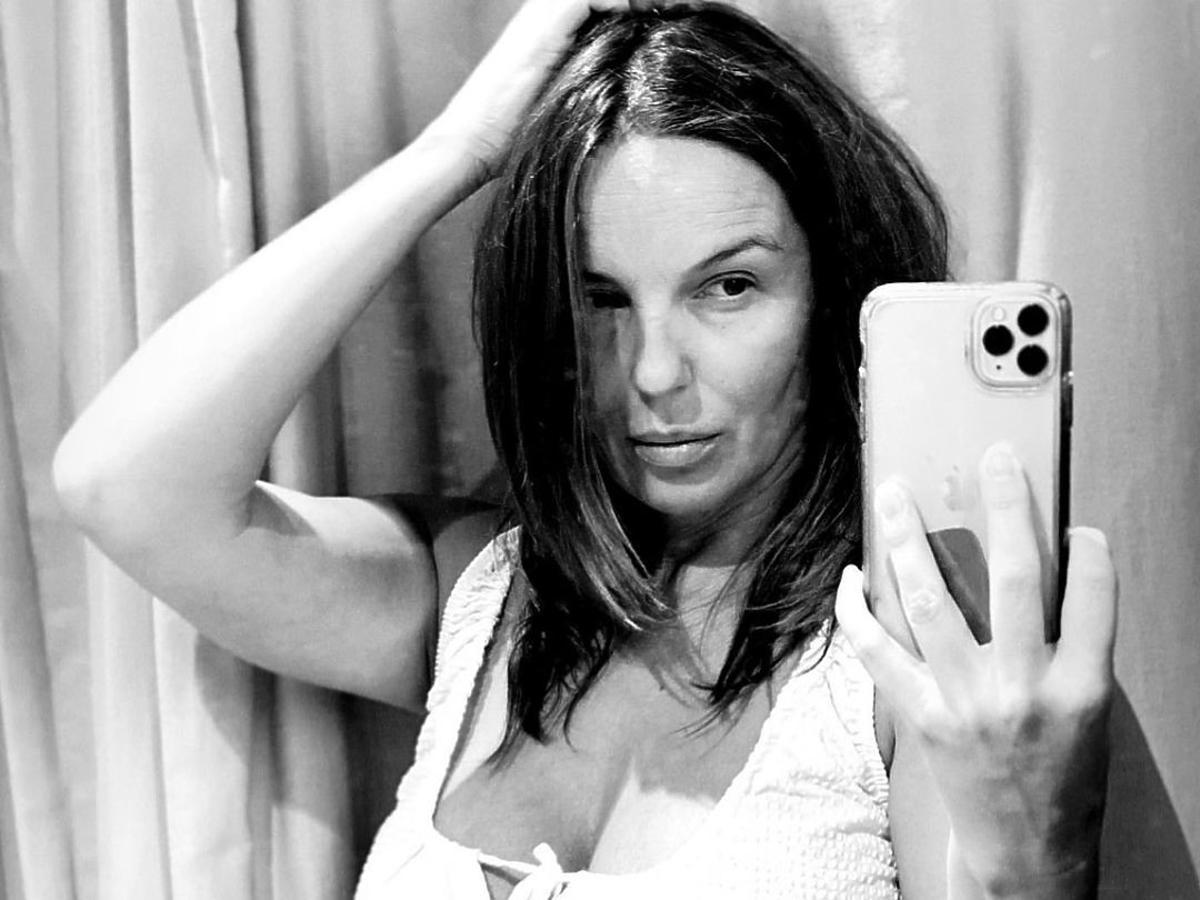 Agnieszka Włodarczyk pokazała brzuch po porodzie