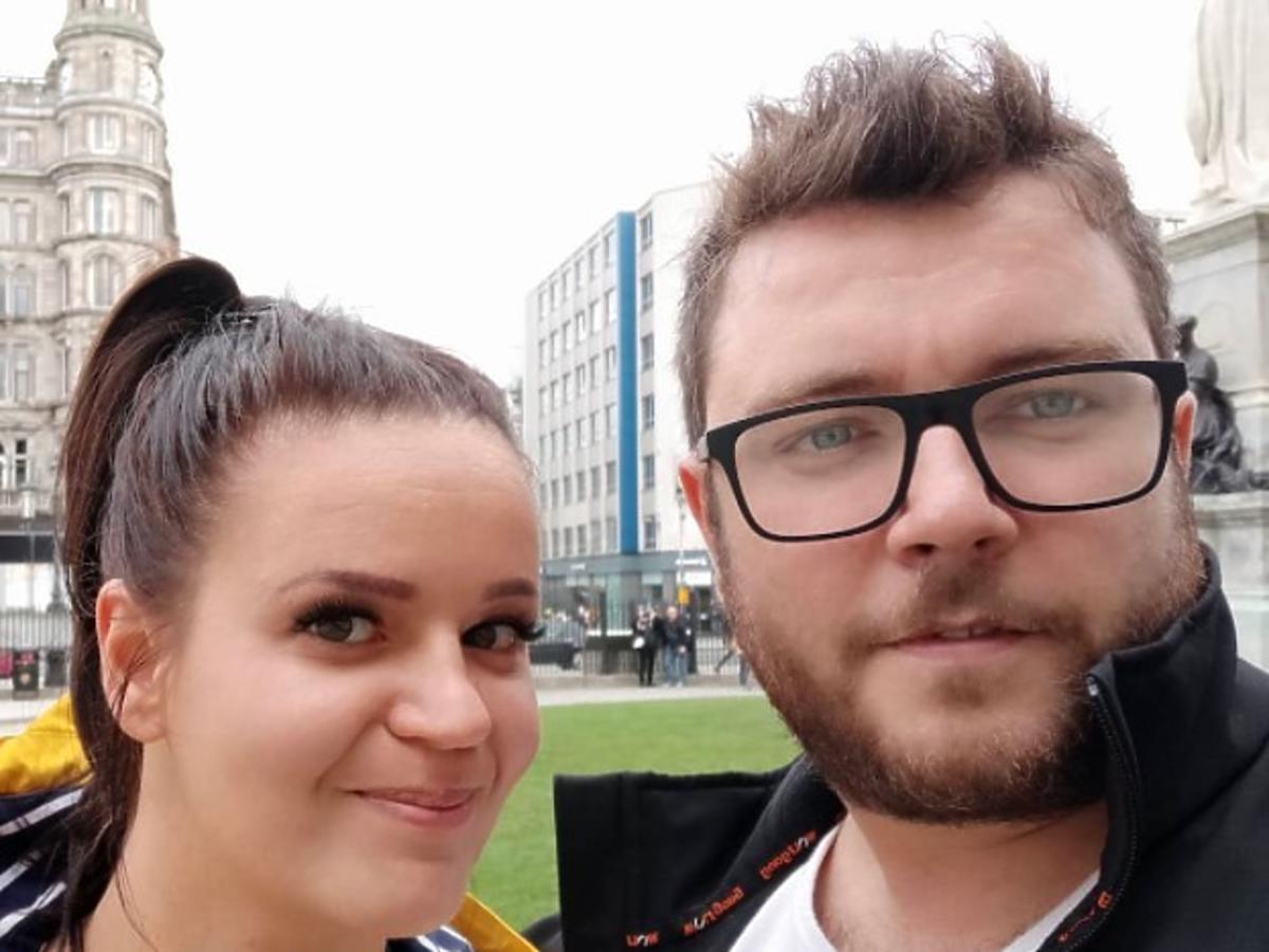 """Agnieszka, Wojtek """"Ślub od pierwszego wejrzenia"""""""