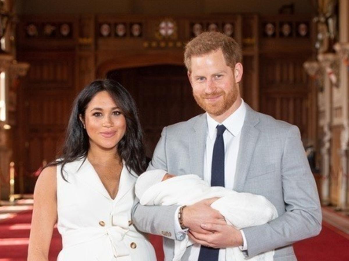 Akt urodzenia syna Meghan Markle i księcia Harry'ego