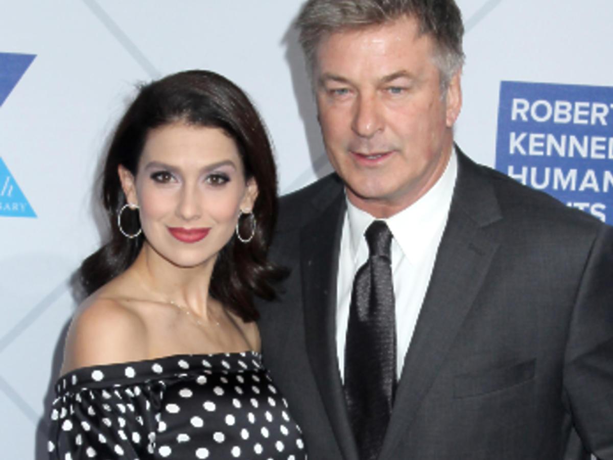 Alec Baldwin z żoną