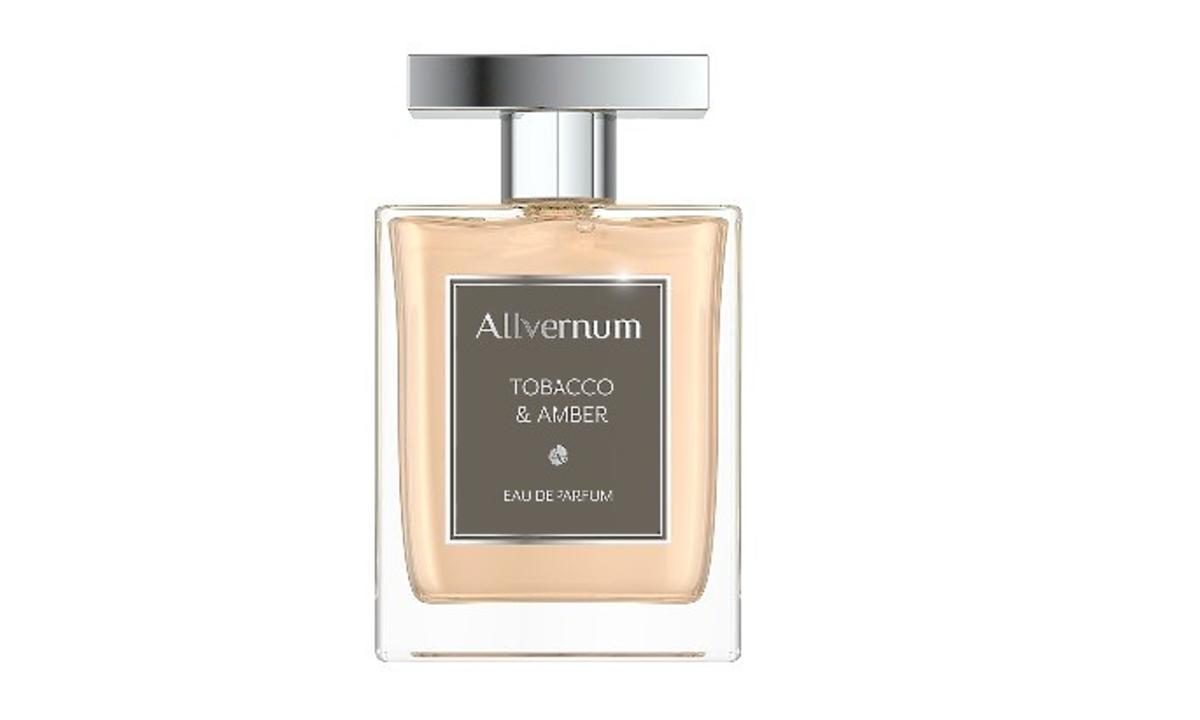 Allvernum tobacco and amber