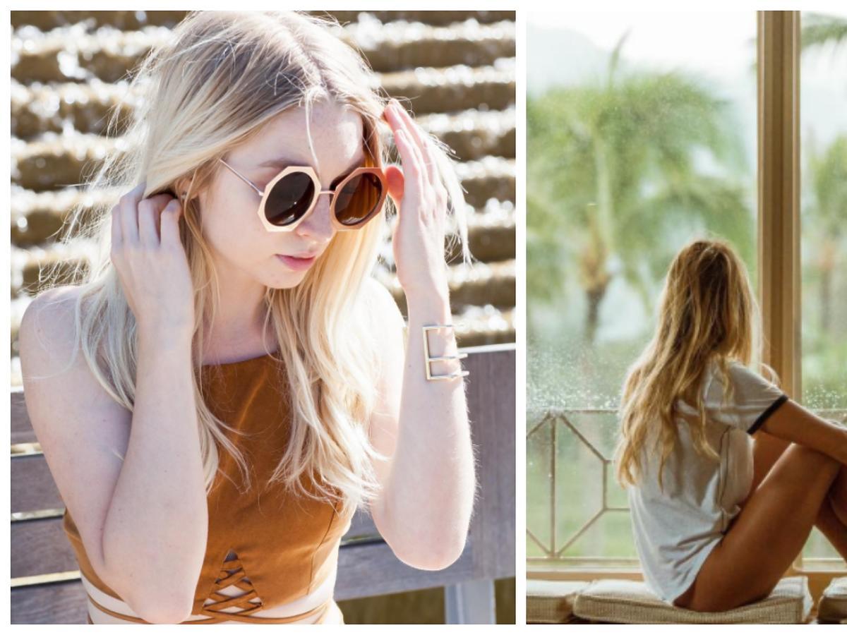 Amanda Smith i Alexa Rae fałszywe celebrytki z Instagrama