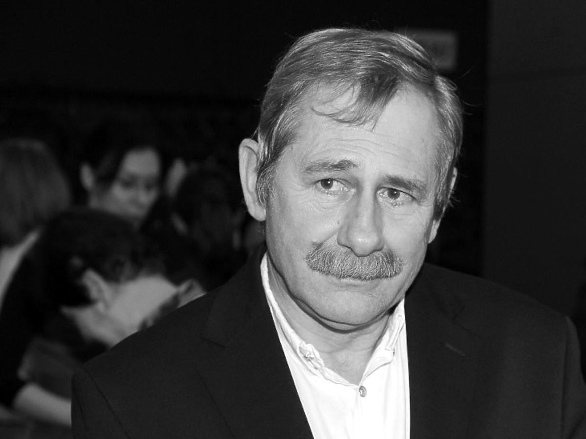 Andrzej Strzelecki nie żyje