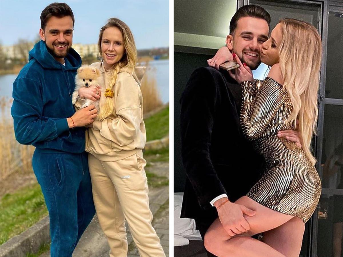 Ania i Ivan dodali romantyczne nagranie