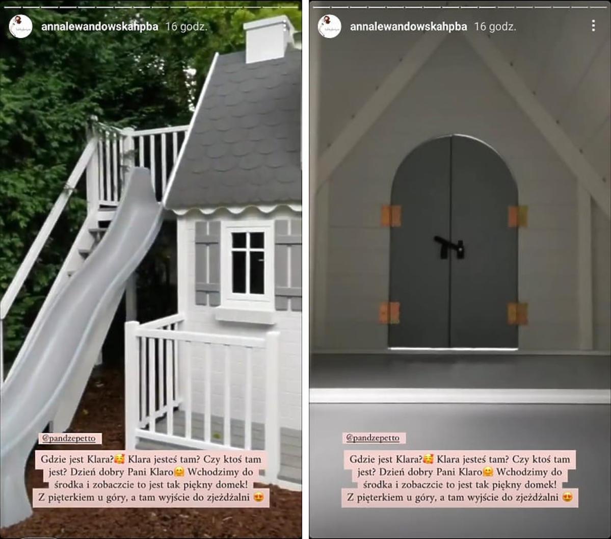 Ania i Robert Lewandowscy kupili córkom... dom! Jest piękny i naprawdę drogi