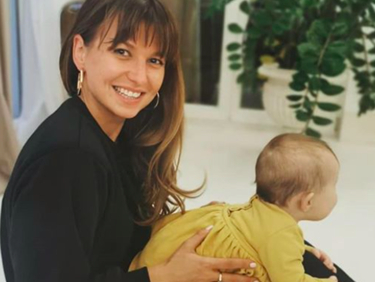 Ania Lewandowska pokazała twarz Laury
