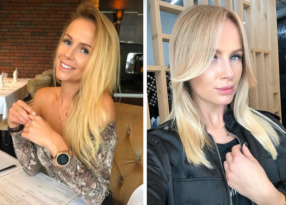 """Ania Matyasek z """"Hotelu Paradise"""" pochwaliła się nową fryzurą, ale fani pytają o usta. Powiększyła je po programie?"""