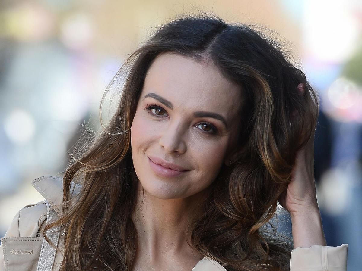 Ania Wendzikowska - gęste, zdrowe włosy