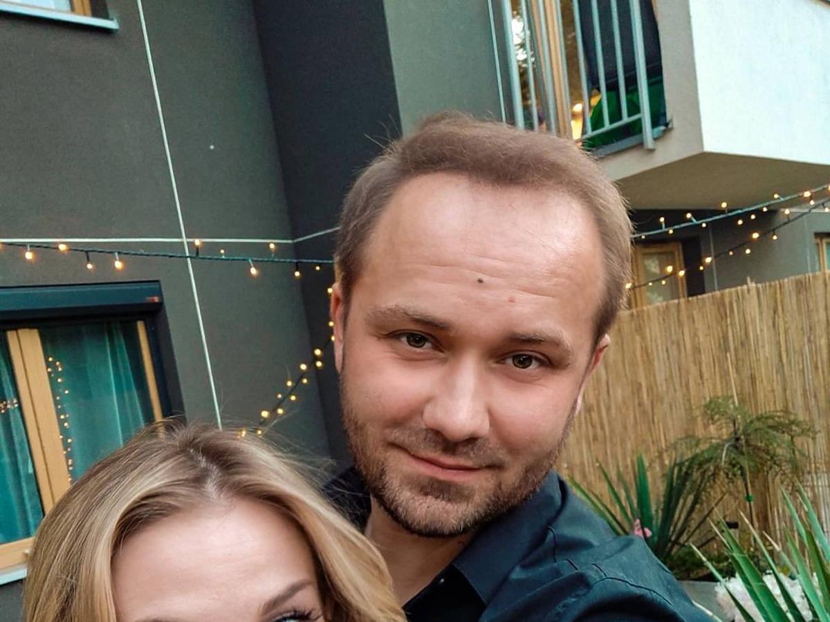 Anita i Adrian z ŚOPW