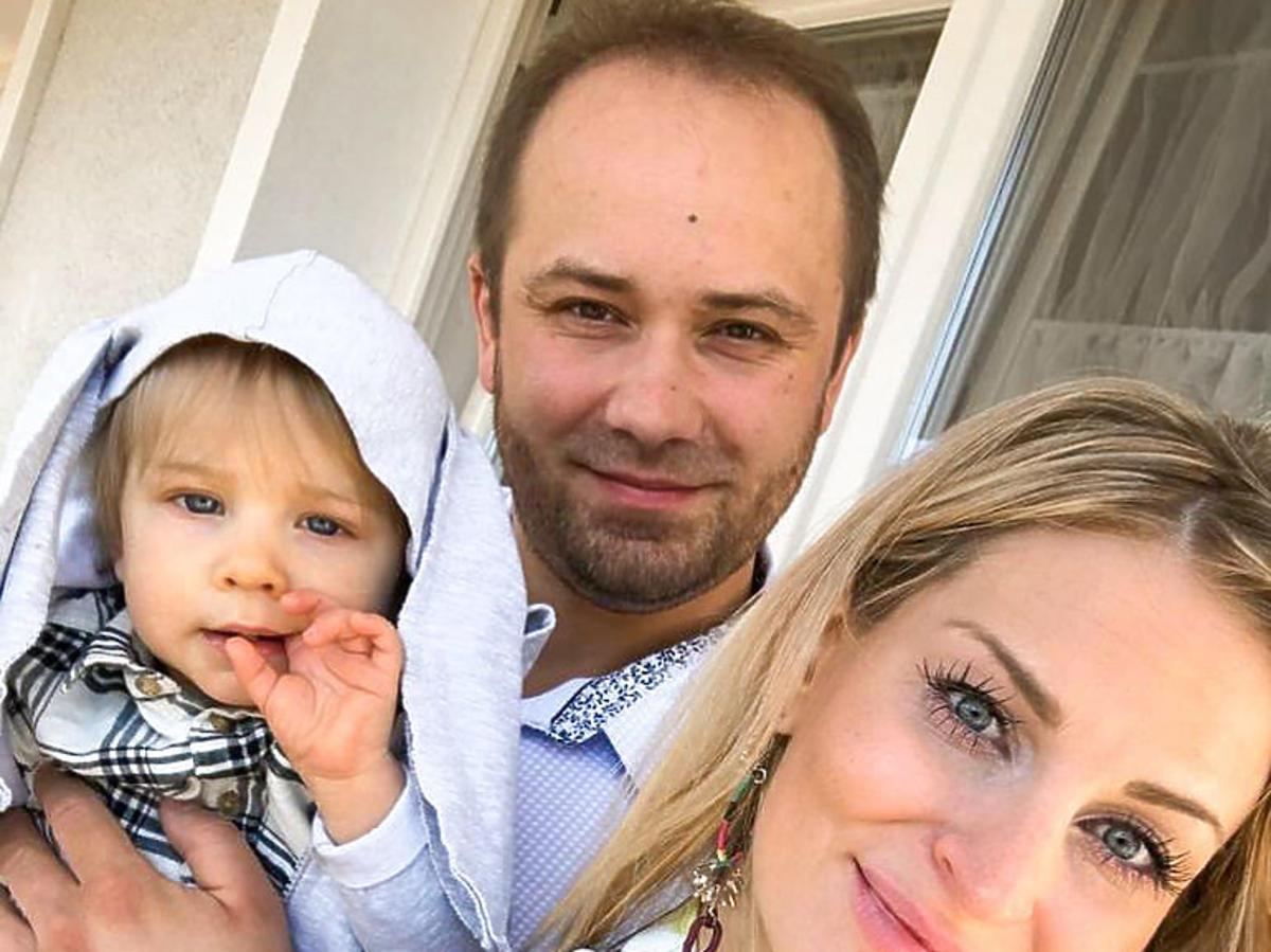 """Anita i Adrian ze """"Ślubu od pierwszego wejrzenia"""" z dziećmi"""