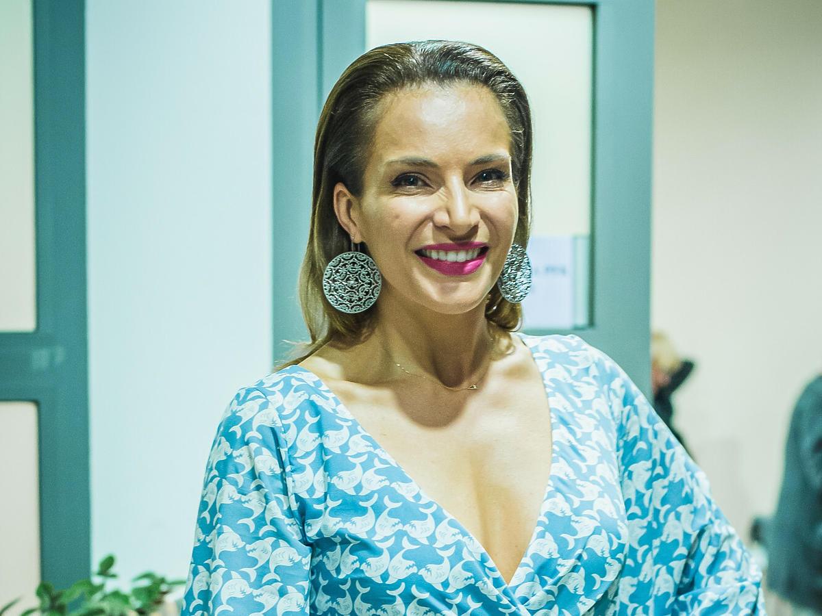 Anna Dereszowska jest w ciąży