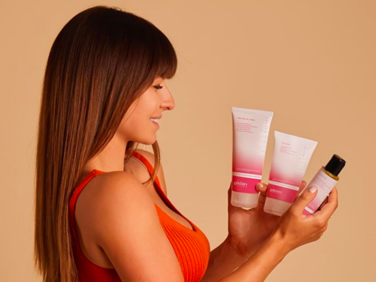 anna lewandowska i nowe kosmetyki phlov na rozstępy