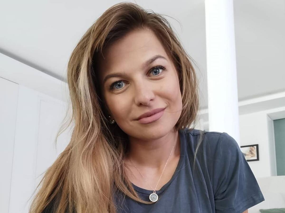 Anna Lewandowska - konturowanie nóg