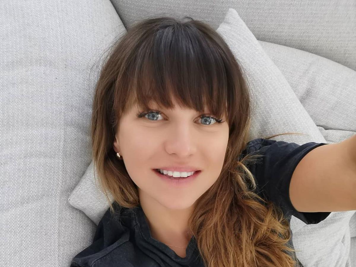 Anna Lewandowska opublikowała pierwsze zdjęcie po porodzie