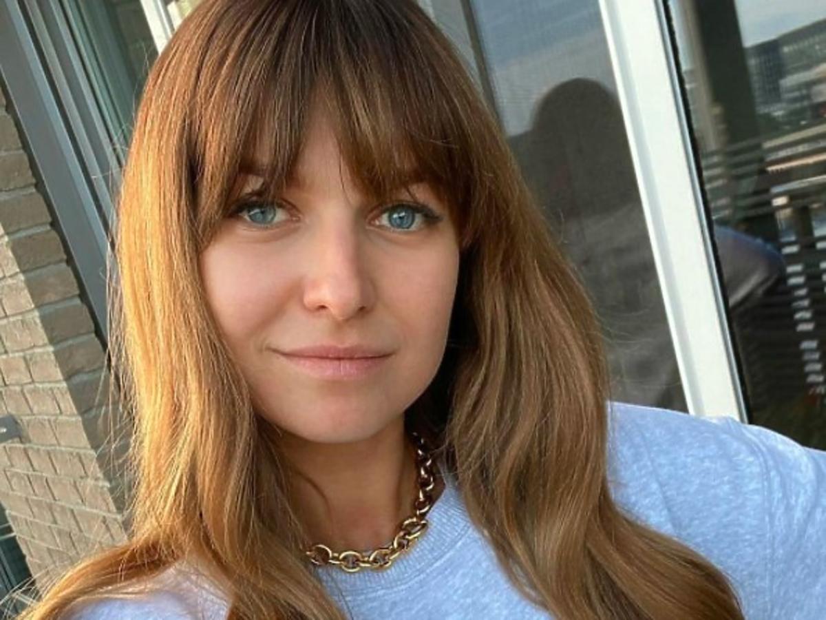 Anna Lewandowska pokazała twarz Klary
