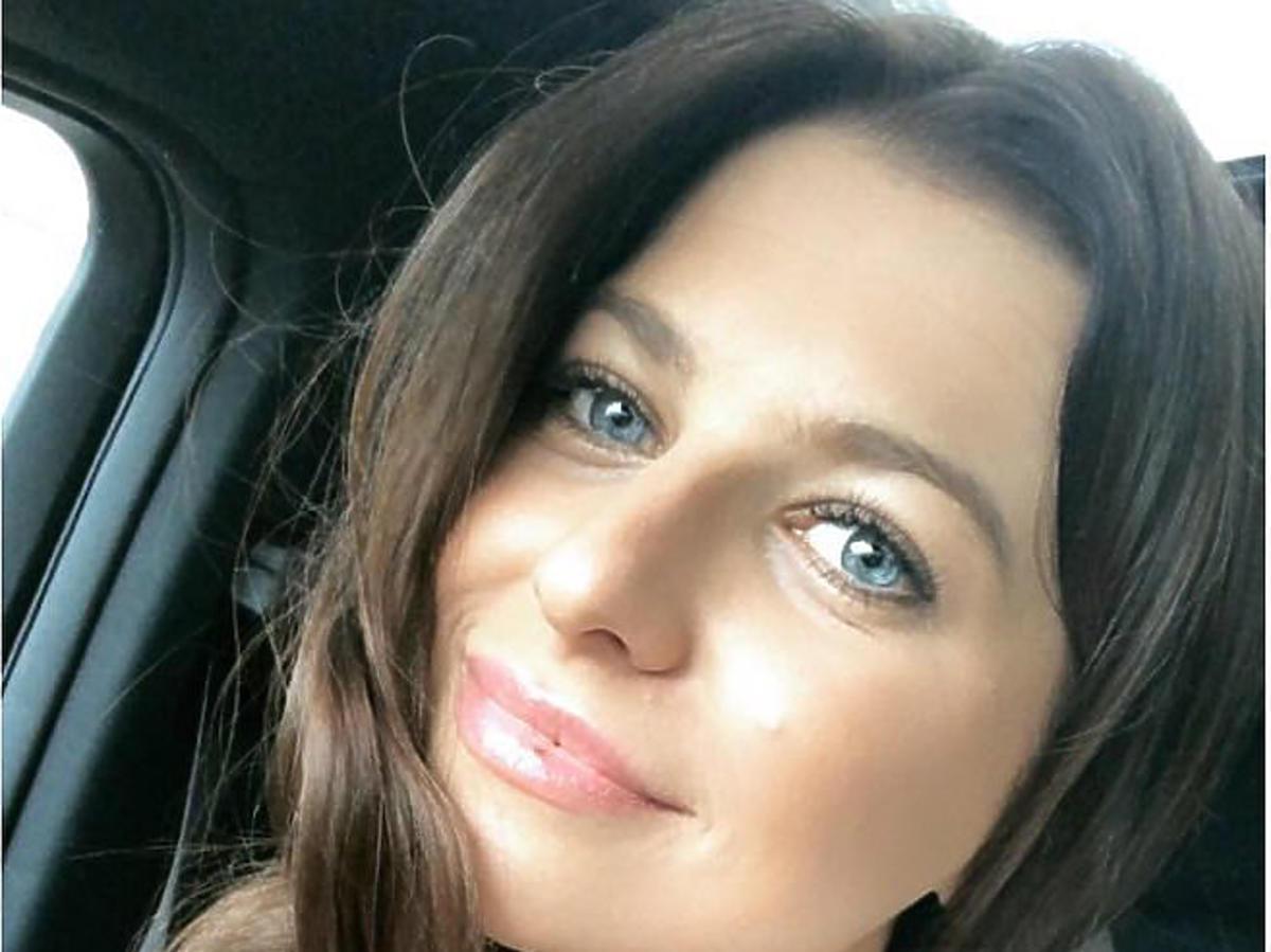 anna lewandowska selfie