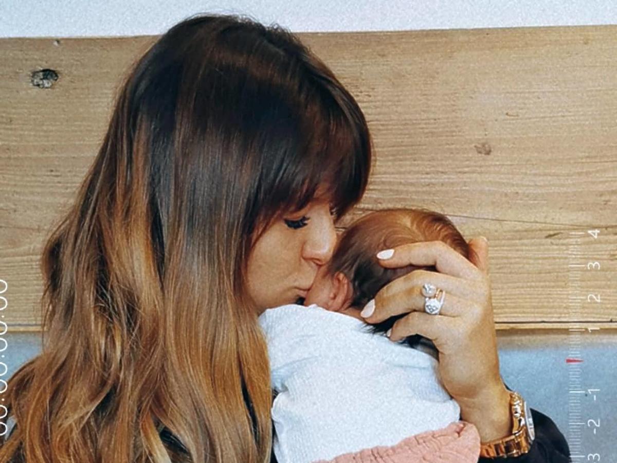 Anna Lewandowska świętuje pierwszy miesiąc Laury - dodała rozczulające zdjęcie córek