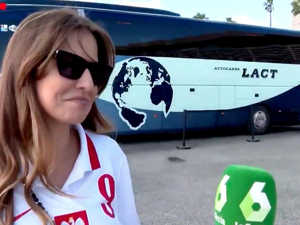Anna Lewandowska w wywiadzie dla hiszpańskiej gazety