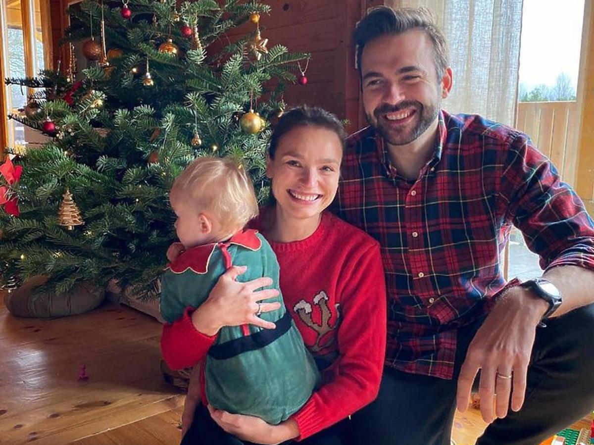 Anna Starmach w ciąży