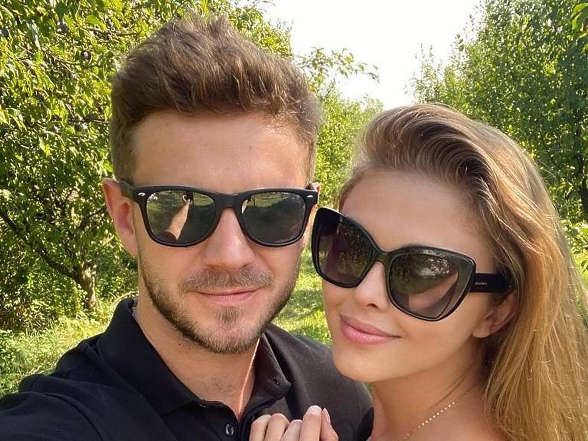 Antek Królikowski i Joanna Opozda