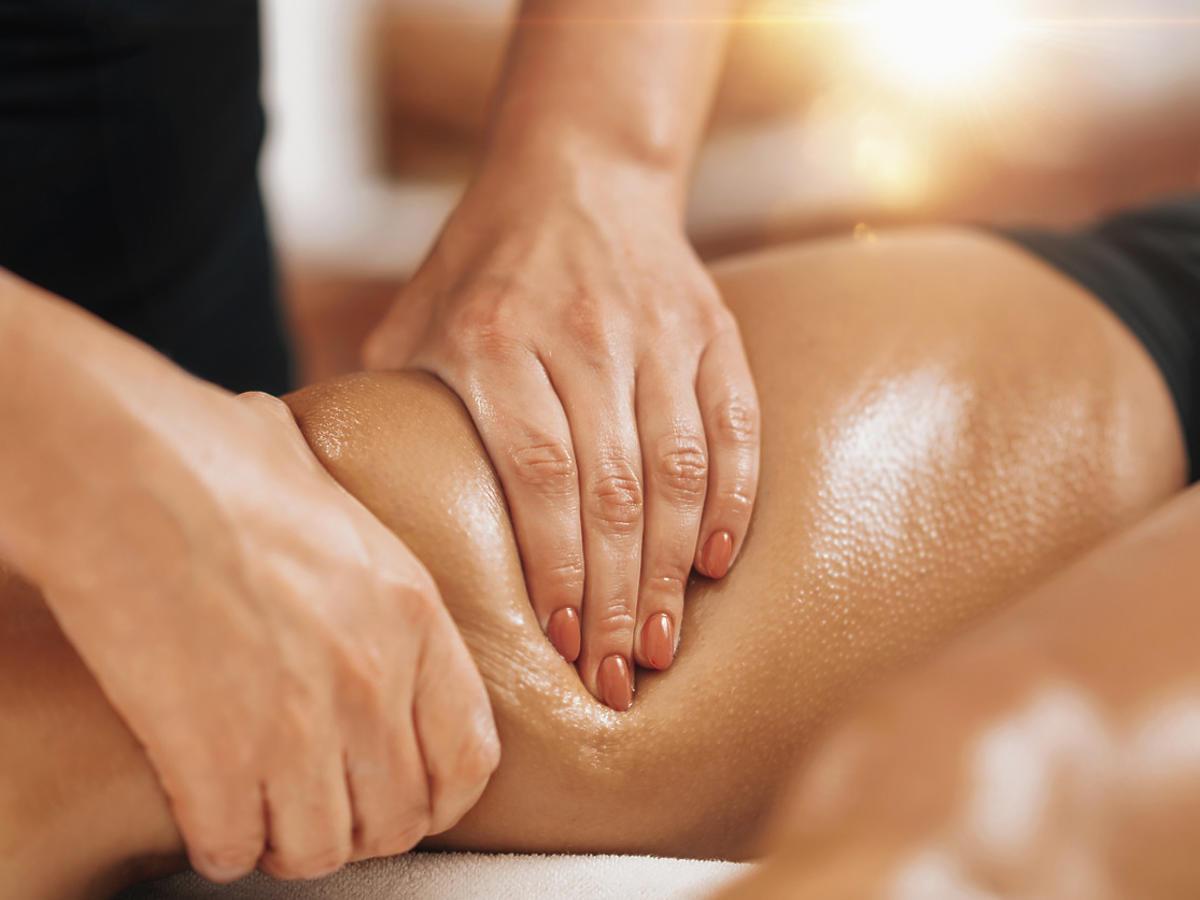 antycellulitowy masaż ciała