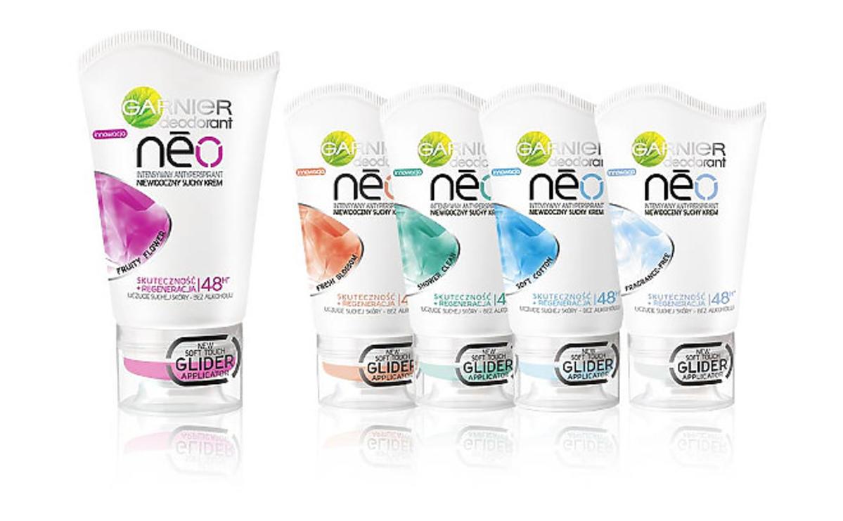 antyperspirant garnier deodorant neo w formie suchego kremu