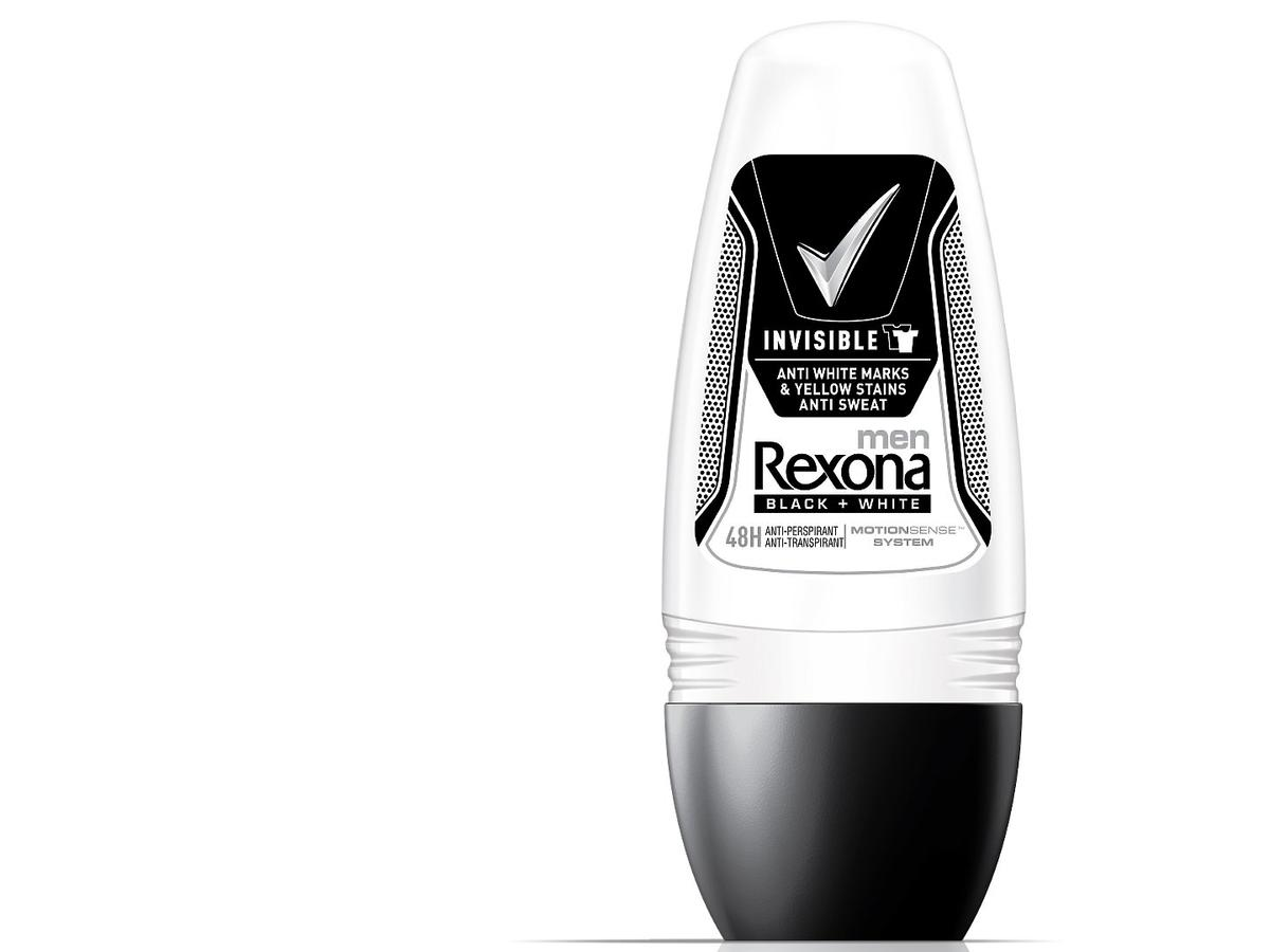 antyperspirant Rexona Invisible Black&White