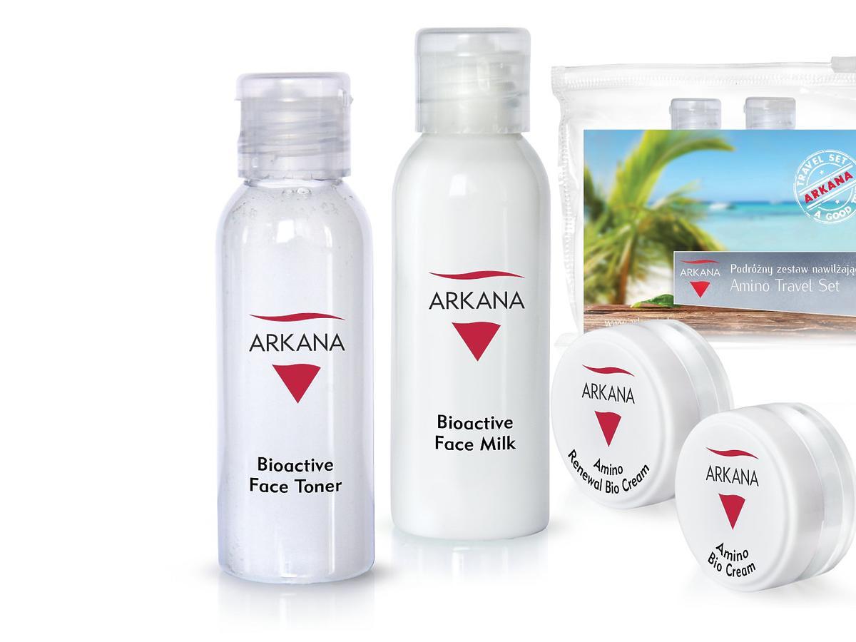 Arkana Amino Travel Set