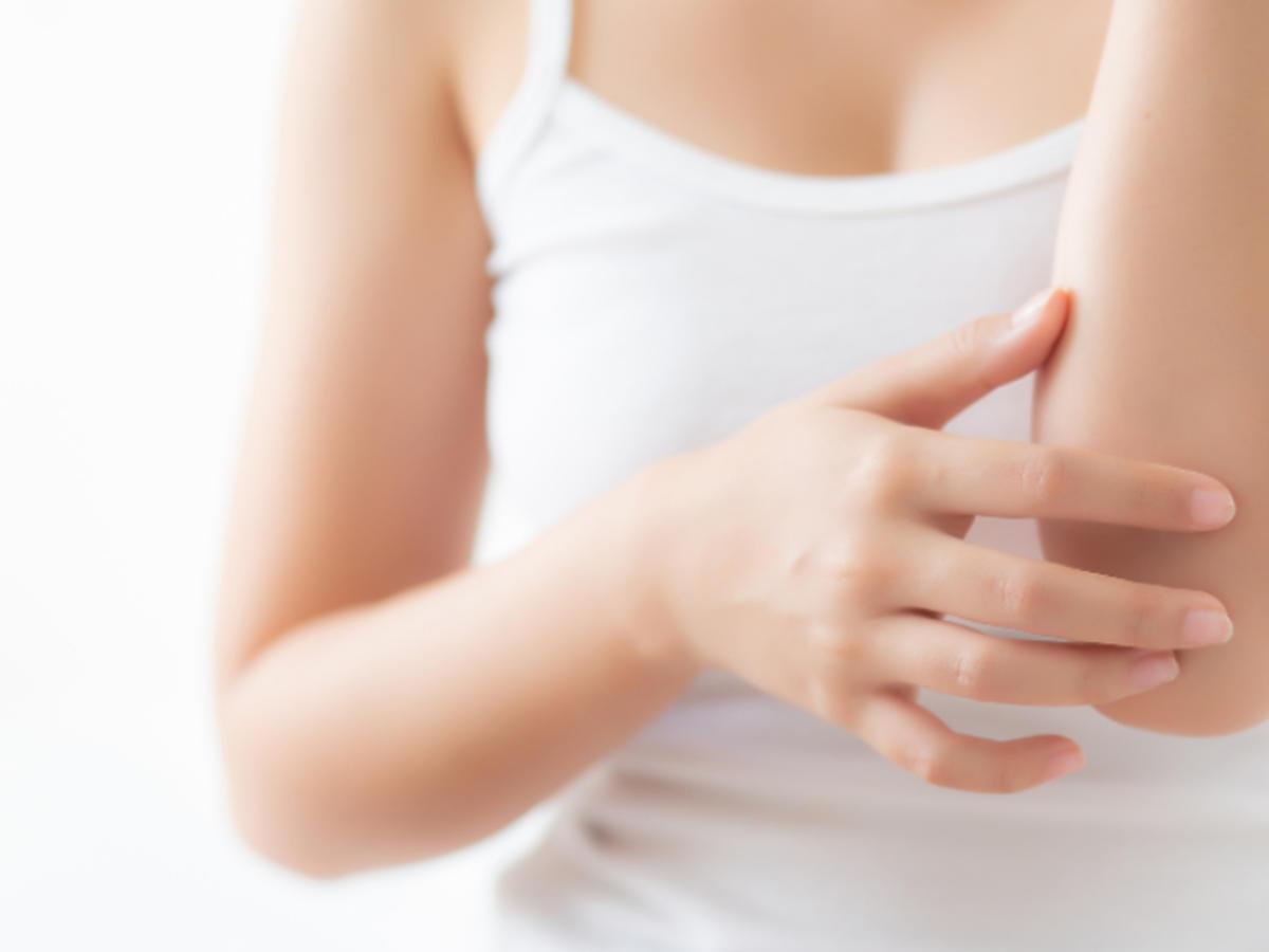 atopowe zapalenie skóry objawy przyczyny