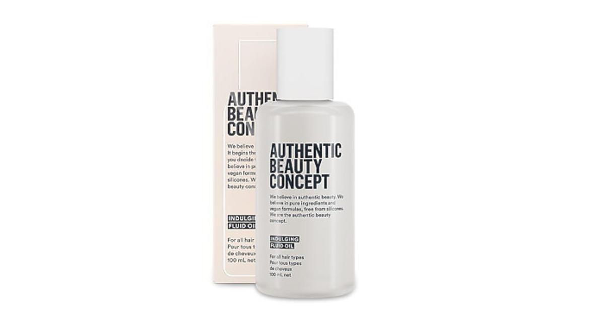 Authentic Beauty Concept Rozpieszczający Fluid do wszystkich rodzajów włosów