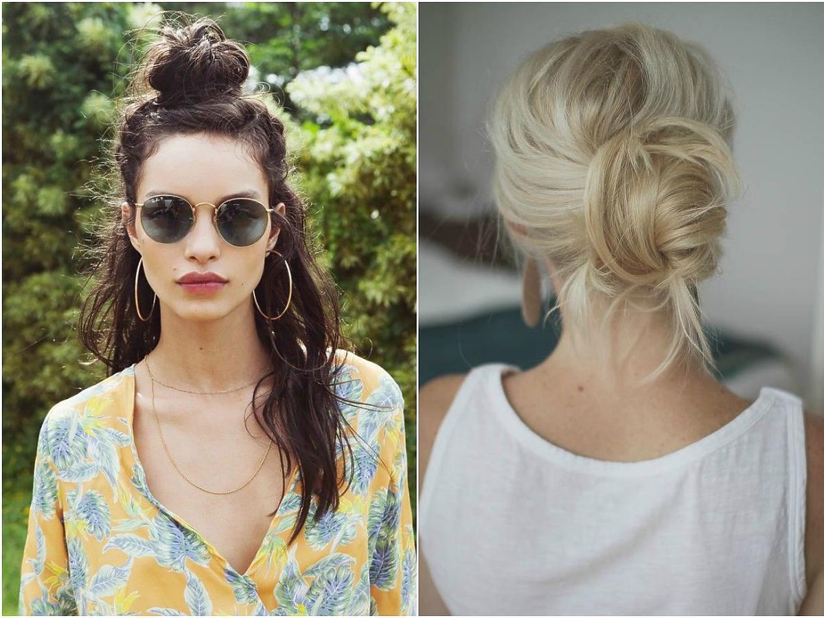 Bad hair day? 5 pomysłów na szybkie fryzury!