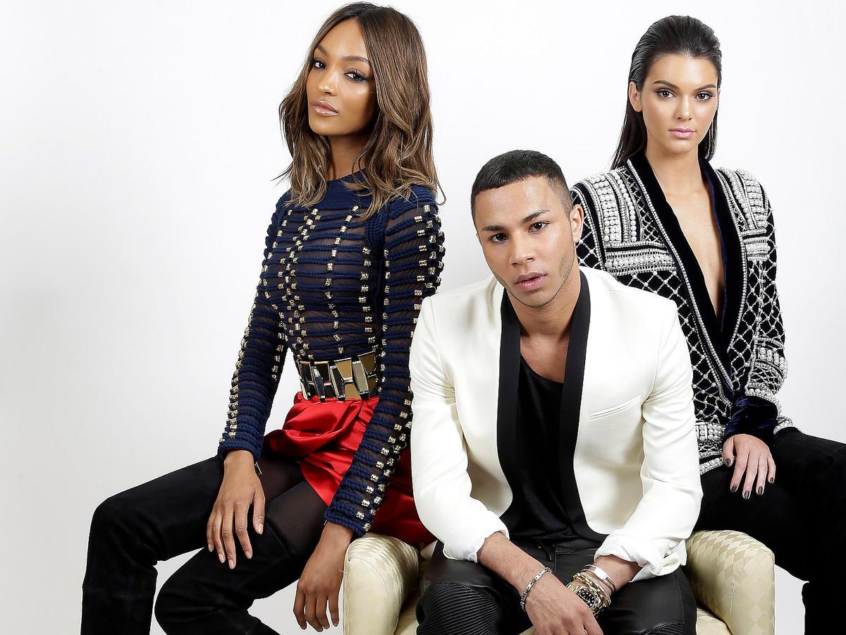 Balmain współpracuje z H&M