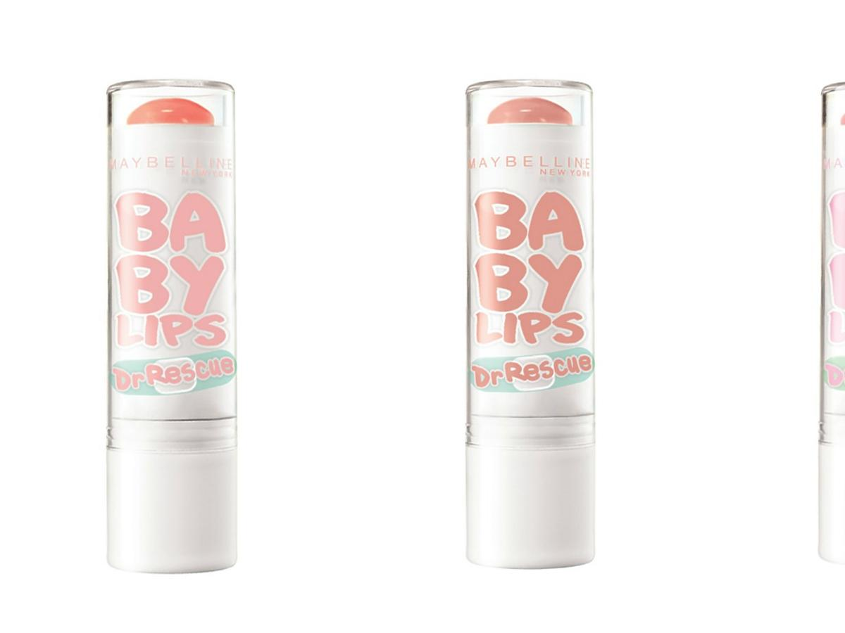Balsam do ust Baby Lips Dr Rescue Maybelline