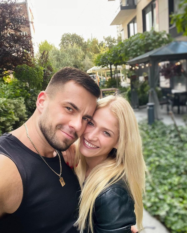 Basia i Krzysztof z Hotelu Paradise 3 wspólne selfie
