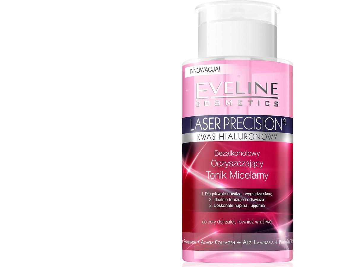 Bezalkoholowy tonik micelarny Laser Precision Eveline