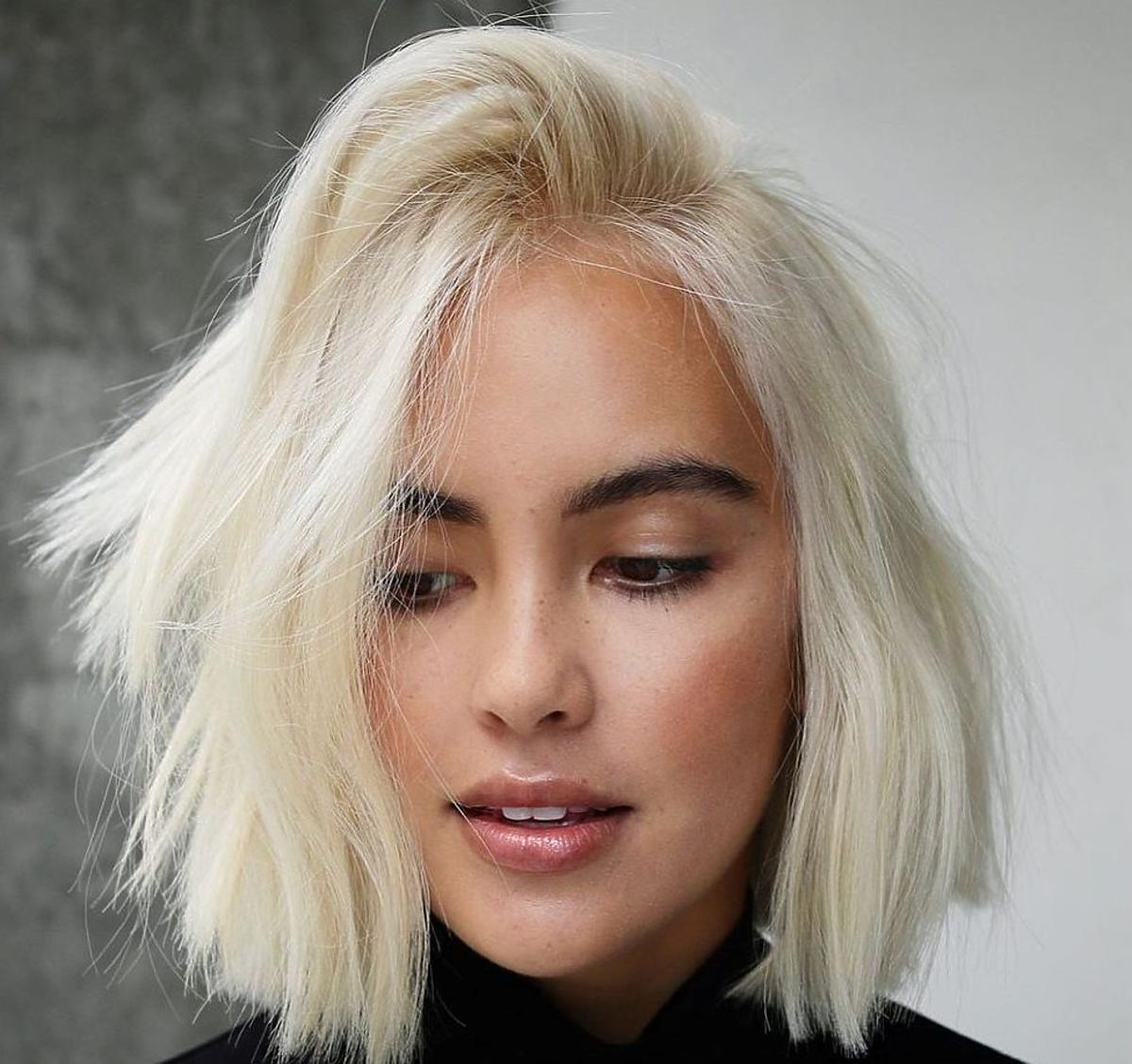 Białe Włosy Jak Je Uzyskać I Utrzymać