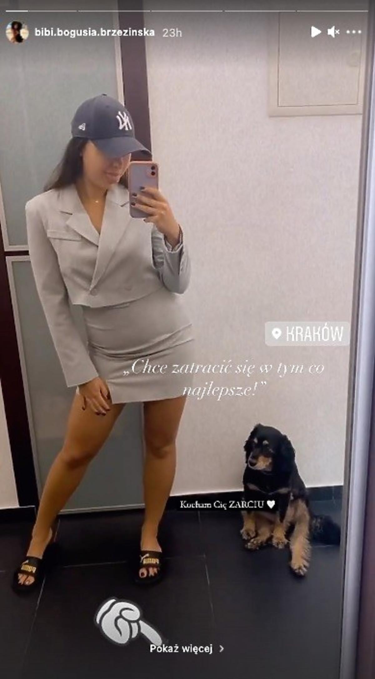 Bibi z psem
