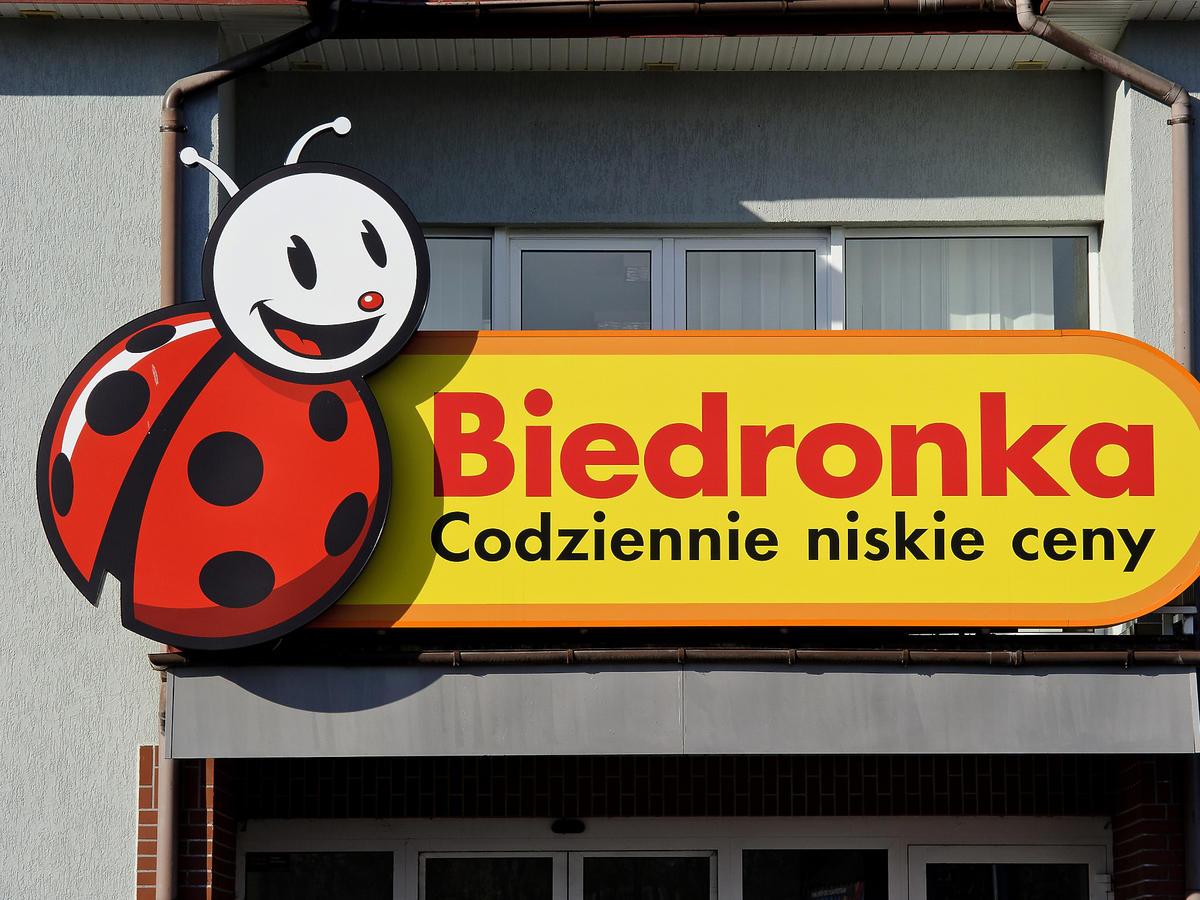 Biedronka - zakupy online w Glovo