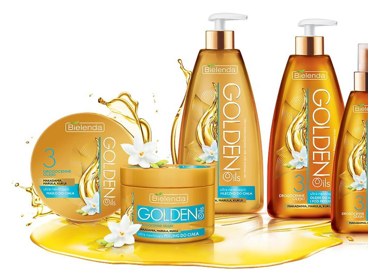 Bielenda Golden Oils