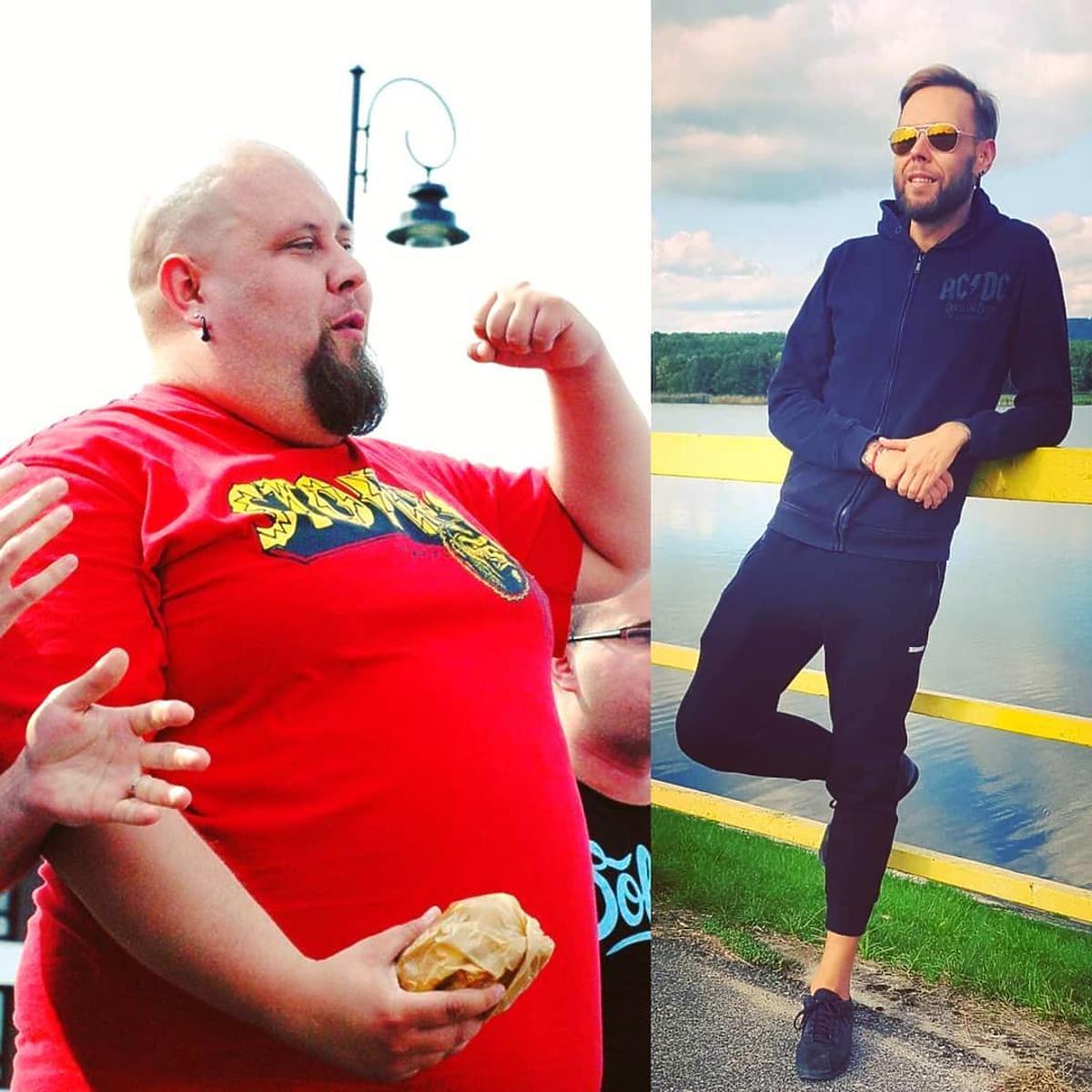 """Big Boy z """"Gogglebox"""" w wymowny sposób rozlicza się z dawną nadwagą"""
